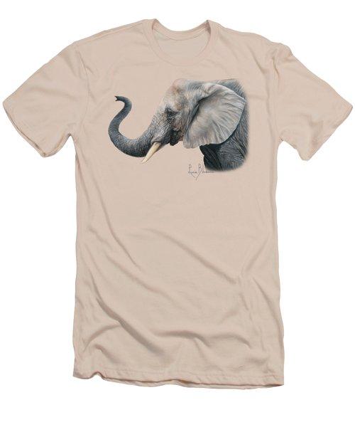Lucky Men's T-Shirt (Slim Fit) by Lucie Bilodeau