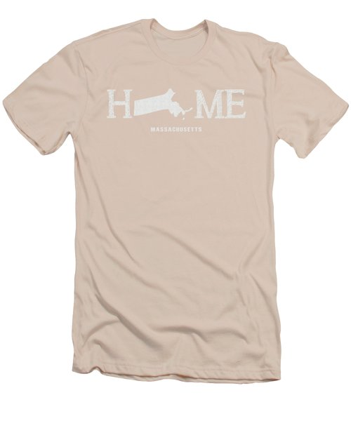 Ma Home Men's T-Shirt (Slim Fit) by Nancy Ingersoll