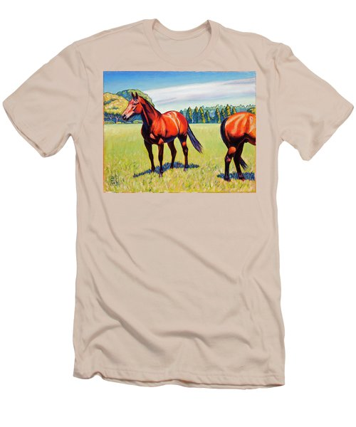 Mac And Friend Men's T-Shirt (Athletic Fit)
