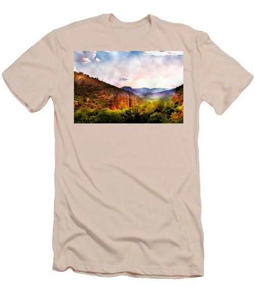 Magical Sedona Men's T-Shirt (Athletic Fit)