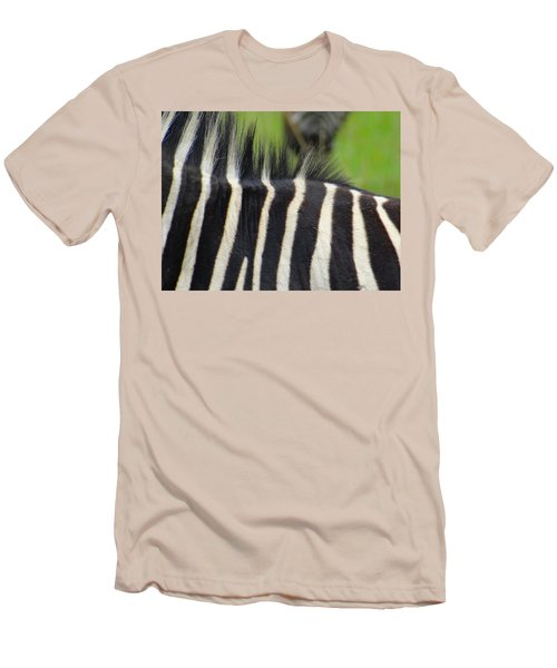 Mainly Mane Men's T-Shirt (Slim Fit) by Exploramum Exploramum