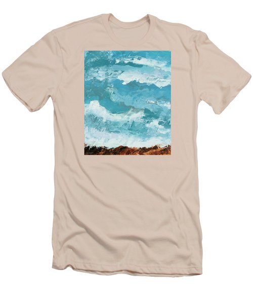 Majestic Men's T-Shirt (Slim Fit) by Nathan Rhoads