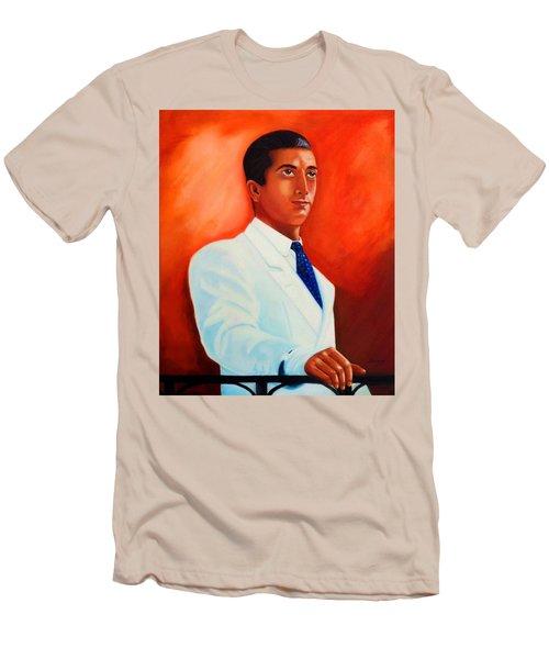 Manolete El Hombre Men's T-Shirt (Athletic Fit)