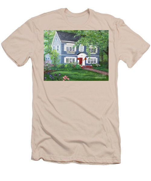 Maplewood Colonial Men's T-Shirt (Athletic Fit)