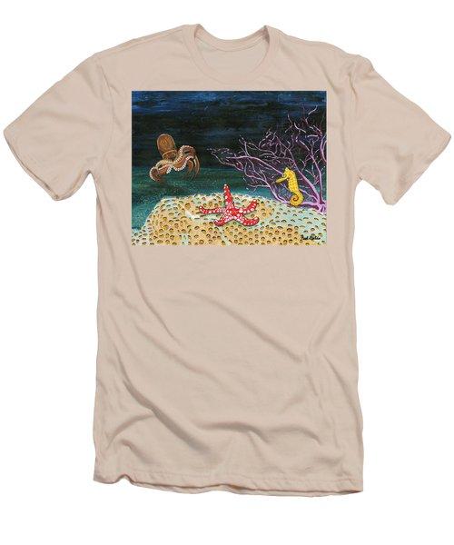 March 2017 Men's T-Shirt (Athletic Fit)