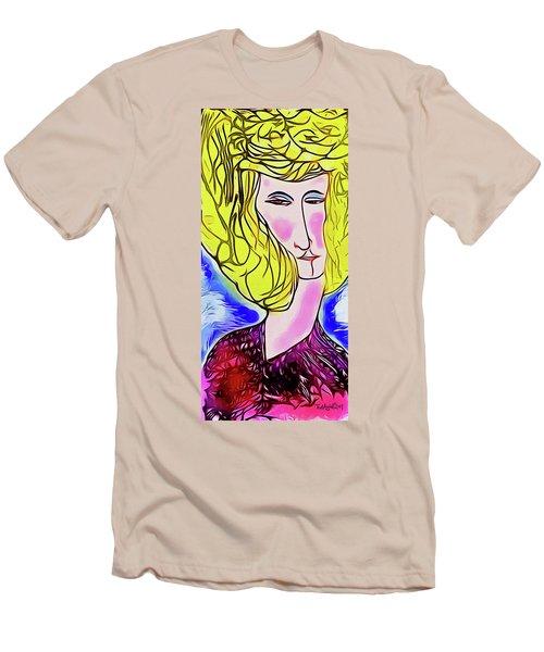 Maria Men's T-Shirt (Athletic Fit)