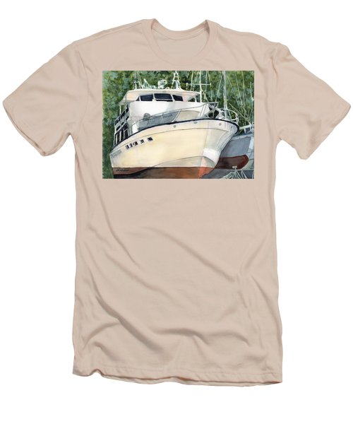 Marina Queen Men's T-Shirt (Athletic Fit)
