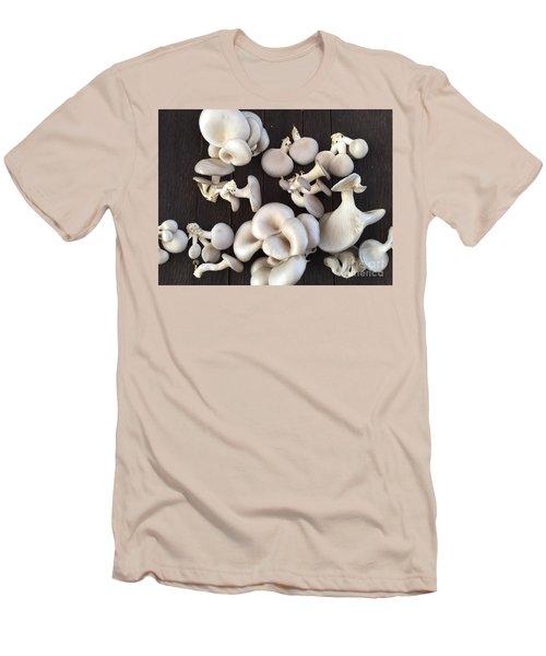 Market Mushrooms Men's T-Shirt (Athletic Fit)