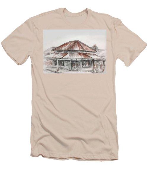 Marsh's Corner Store Men's T-Shirt (Athletic Fit)