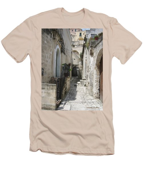 Matera Stroll Men's T-Shirt (Athletic Fit)