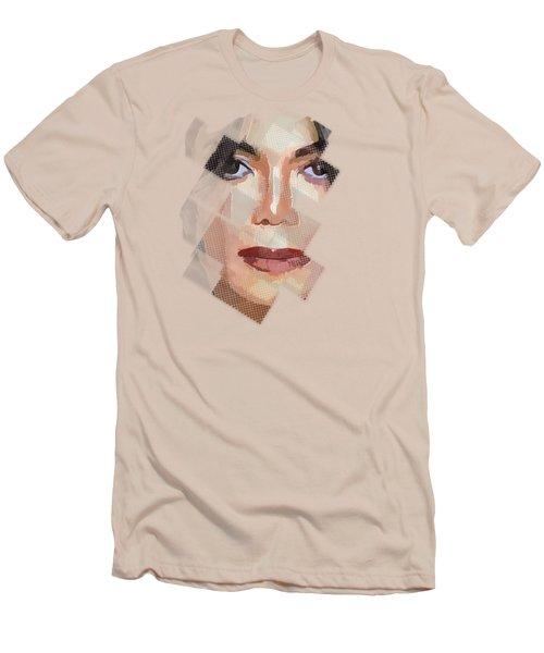 Michael Jackson T Shirt Edition  Men's T-Shirt (Slim Fit)