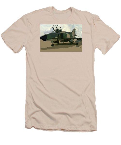 Mig Killer Men's T-Shirt (Slim Fit) by Walter Chamberlain