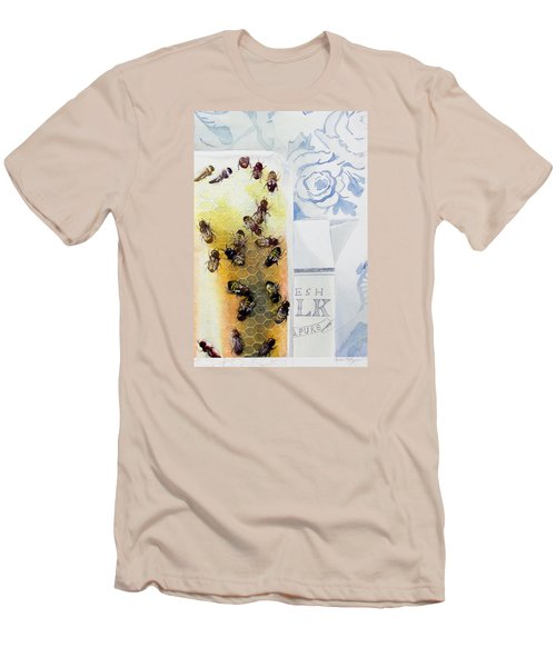 Milk And Honey Men's T-Shirt (Athletic Fit)