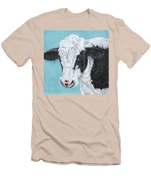Moo Men's T-Shirt (Athletic Fit)