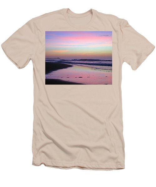 Moody Sunrise Men's T-Shirt (Athletic Fit)