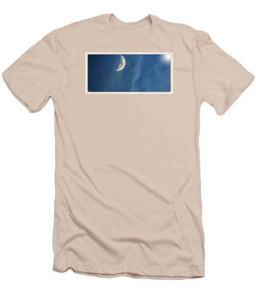 Moon Roof  Men's T-Shirt (Slim Fit)