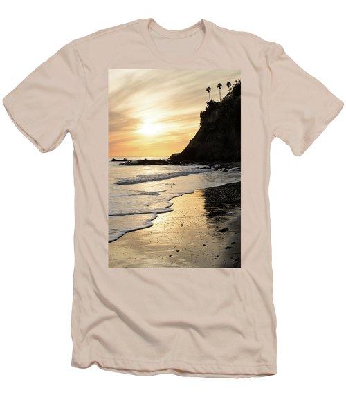 More Mesa Sunset West Men's T-Shirt (Athletic Fit)