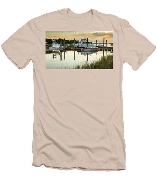 Morgan Creek Men's T-Shirt (Athletic Fit)