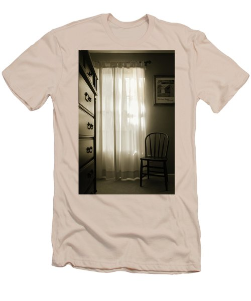 Morning Light Through The Window Men's T-Shirt (Athletic Fit)