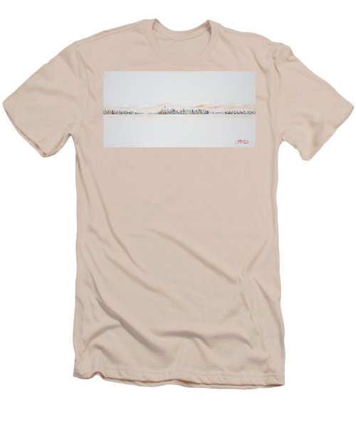 Morning Sky Men's T-Shirt (Slim Fit)