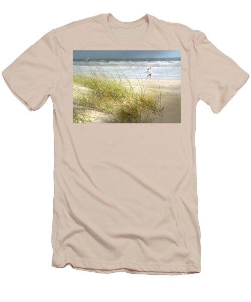 Mid Morning Stroll Men's T-Shirt (Athletic Fit)