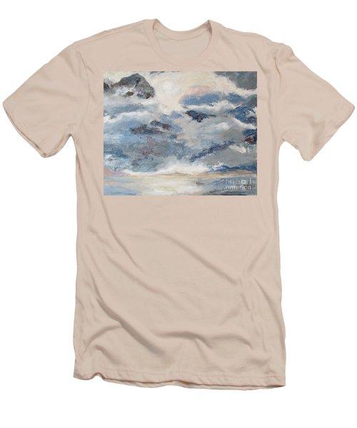 Mountain Mist Men's T-Shirt (Athletic Fit)
