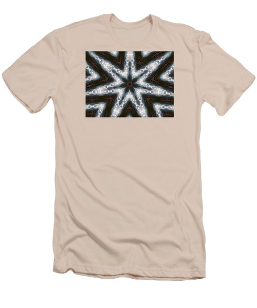 Mountain Star Men's T-Shirt (Athletic Fit)
