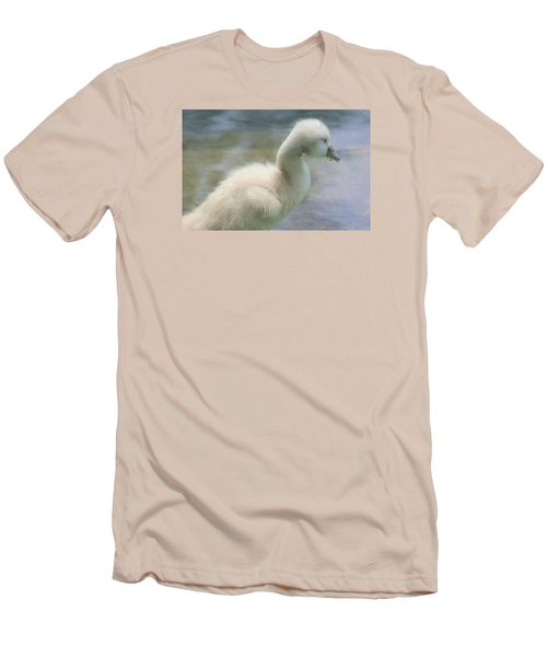 My God Is Gracious Men's T-Shirt (Slim Fit) by The Art Of Marilyn Ridoutt-Greene