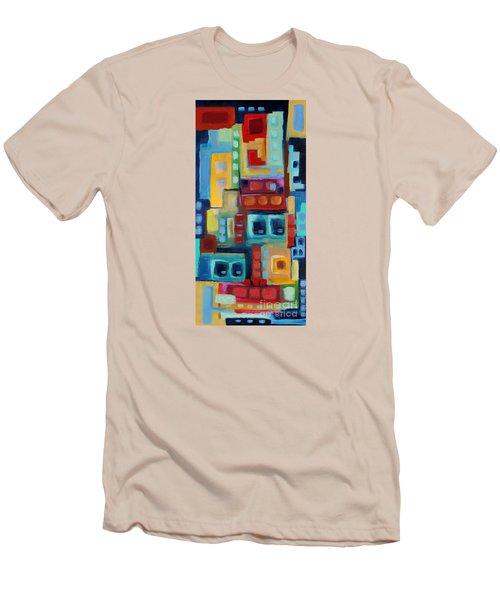 My Jazz N Blues 3 Men's T-Shirt (Athletic Fit)