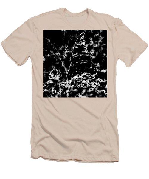 Mystic Garden Gnome Men's T-Shirt (Slim Fit)