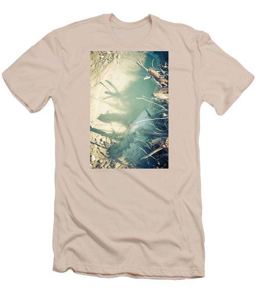 Natural Fantasmigoria Men's T-Shirt (Slim Fit) by Michele Cornelius