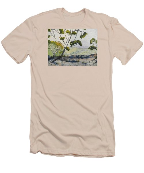 Natural Park A Shoalhaven Men's T-Shirt (Athletic Fit)