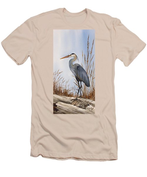 Nature's Gentle Beauty Men's T-Shirt (Slim Fit) by James Williamson