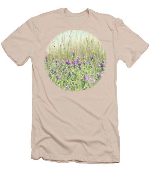 Nature's Graffiti Men's T-Shirt (Athletic Fit)