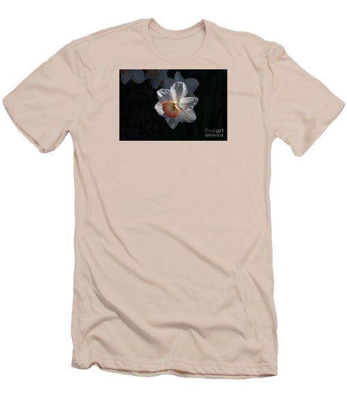 Nature's Reflection Men's T-Shirt (Slim Fit) by Marilyn Carlyle Greiner
