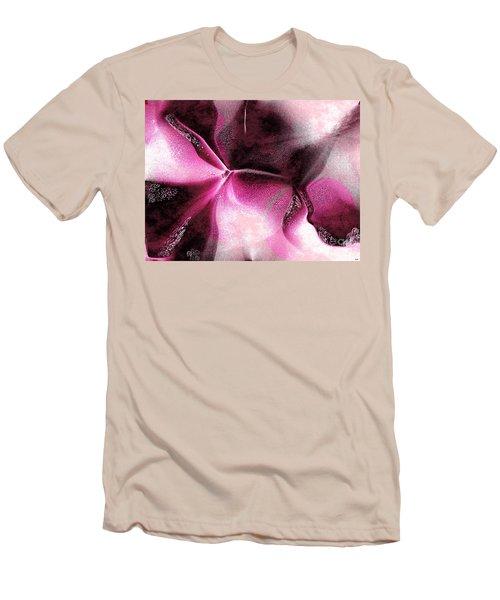 Desire Men's T-Shirt (Slim Fit) by Yul Olaivar