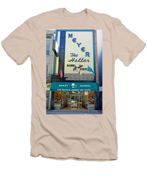 New Orleans Hatter Men's T-Shirt (Athletic Fit)