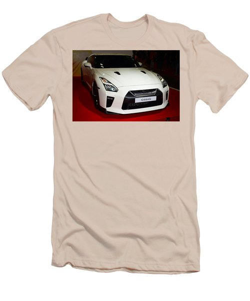 Nissan Gtr Men's T-Shirt (Athletic Fit)