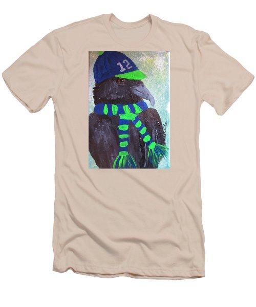 No 12 Men's T-Shirt (Athletic Fit)