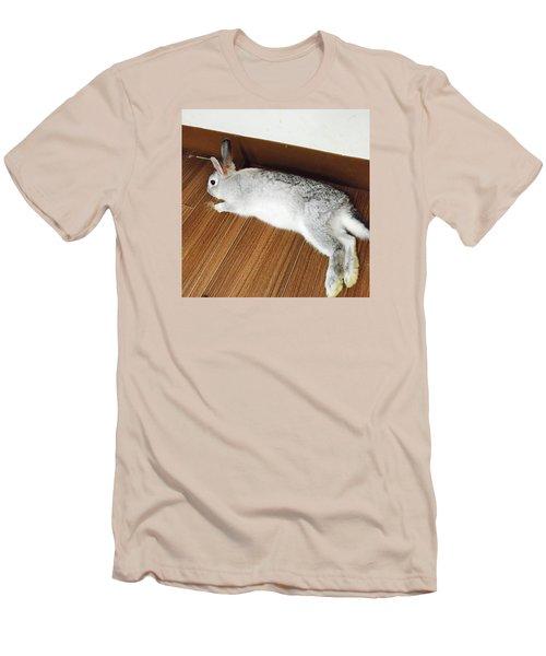 Nobiusa Men's T-Shirt (Slim Fit)
