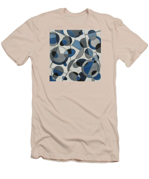 Nothing In Between Men's T-Shirt (Slim Fit) by Trish Toro