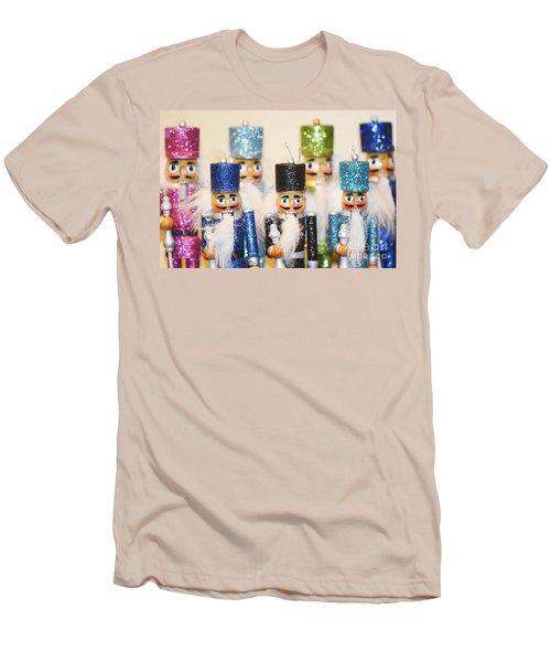 Nutcracker March Men's T-Shirt (Athletic Fit)