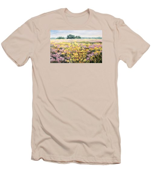 Nygren Wetlands Men's T-Shirt (Athletic Fit)