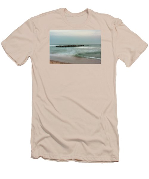 Ocean Flow 2 Men's T-Shirt (Athletic Fit)