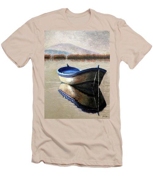 Old Boat Men's T-Shirt (Slim Fit)