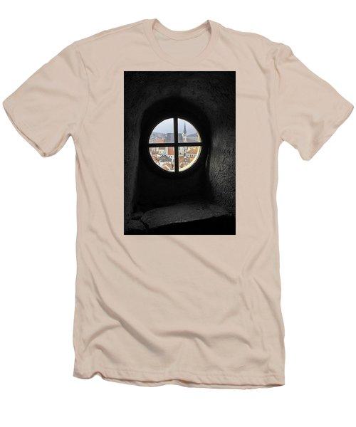 Old Salzburg Men's T-Shirt (Athletic Fit)