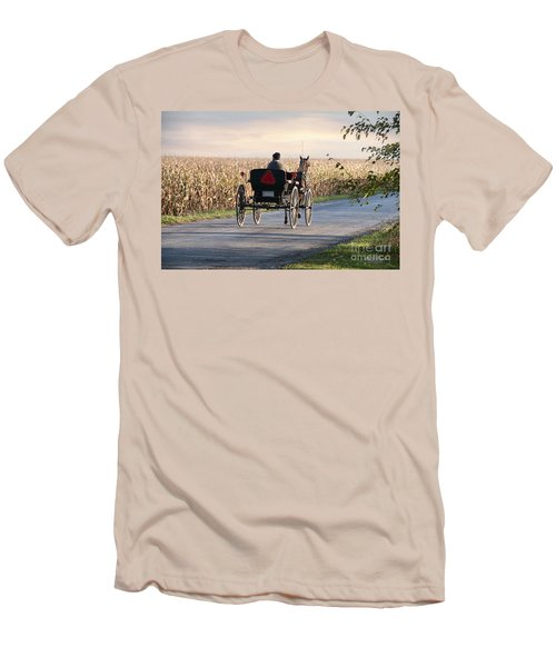 Open Road Open Buggy Men's T-Shirt (Athletic Fit)