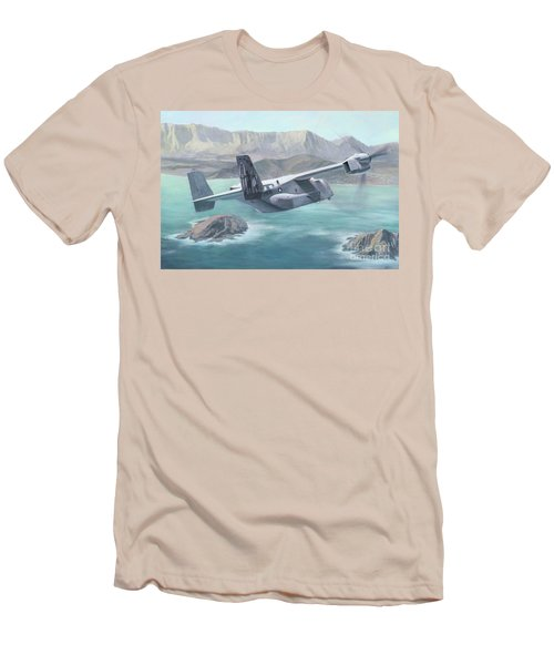 Osprey Over The Mokes Men's T-Shirt (Athletic Fit)