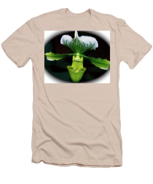 Men's T-Shirt (Slim Fit) featuring the photograph Out Of Darkness by Randy Rosenberger