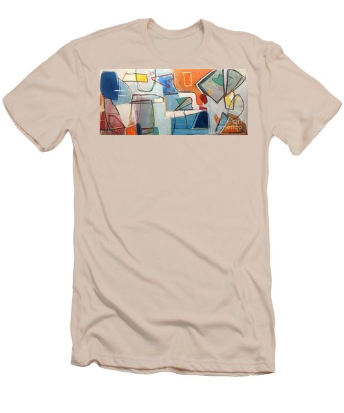 Out Of Sorts Men's T-Shirt (Athletic Fit)